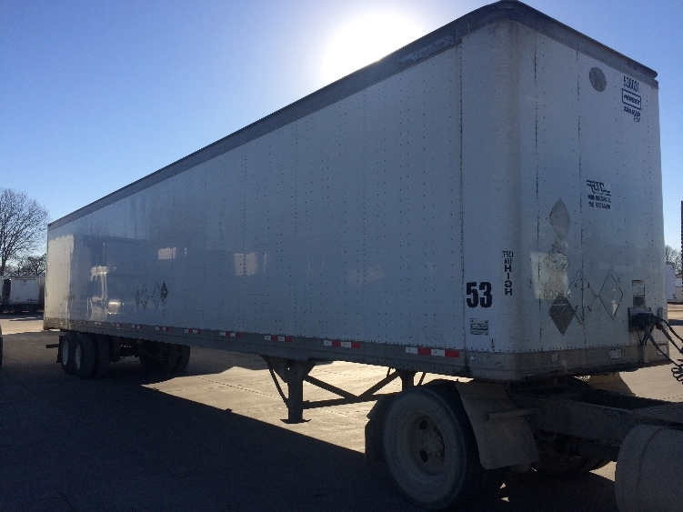 Dry Van Trailer-Semi Trailers-Great Dane-2006-Trailer-DES MOINES-IA-365,517 miles-$10,750