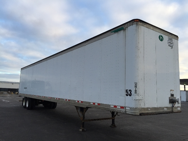 Dry Van Trailer-Semi Trailers-Great Dane-2006-Trailer-KENTWOOD-MI-731,502 miles-$9,250