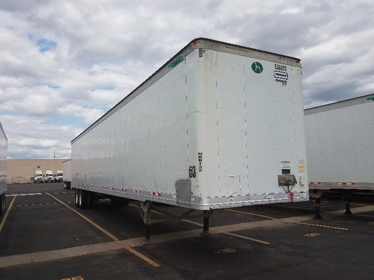 Dry Van Trailer-Semi Trailers-Great Dane-2006-Trailer-LAREDO-TX-309,805 miles-$12,000