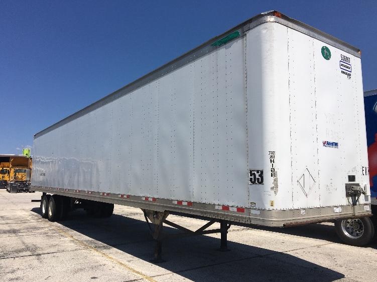 Dry Van Trailer-Semi Trailers-Great Dane-2006-Trailer-TAMPA-FL-391,803 miles-$14,000