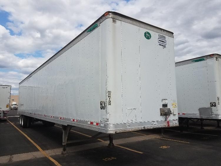 Dry Van Trailer-Semi Trailers-Great Dane-2006-Trailer-WACO-TX-242,536 miles-$12,000