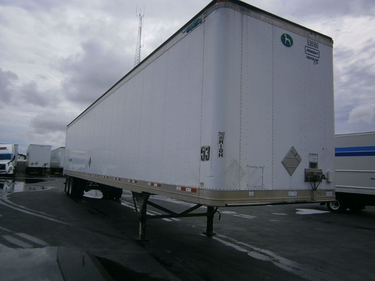 Dry Van Trailer-Semi Trailers-Great Dane-2006-Trailer-HARLINGEN-TX-226,998 miles-$10,750