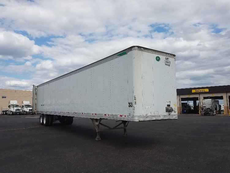 Dry Van Trailer-Semi Trailers-Great Dane-2006-Trailer-ROCHESTER-NY-411,080 miles-$11,500