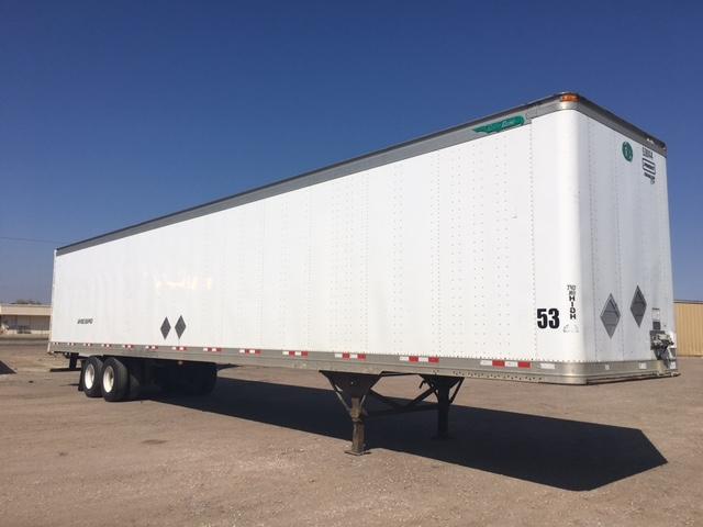 Dry Van Trailer-Semi Trailers-Great Dane-2006-Trailer-WICHITA-KS-397,941 miles-$10,750