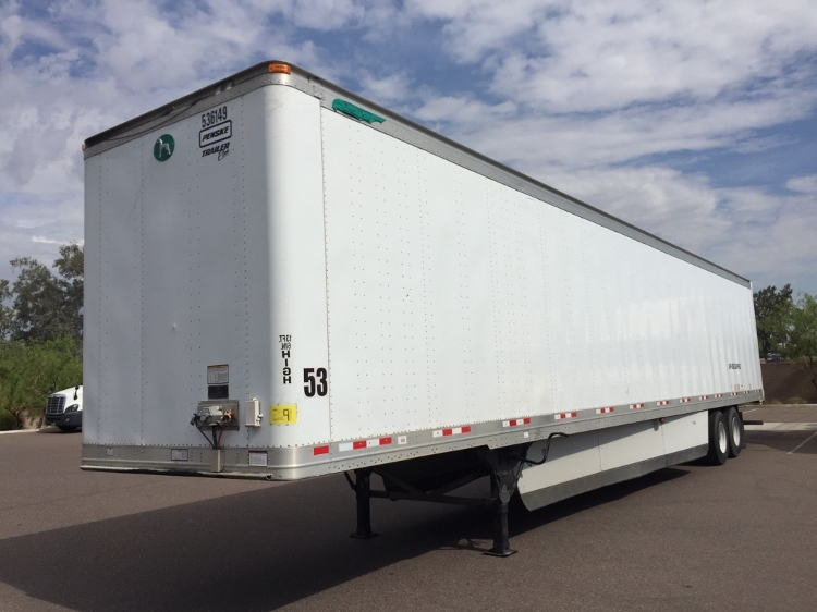 Dry Van Trailer-Semi Trailers-Great Dane-2006-Trailer-PHOENIX-AZ-86,551 miles-$14,250