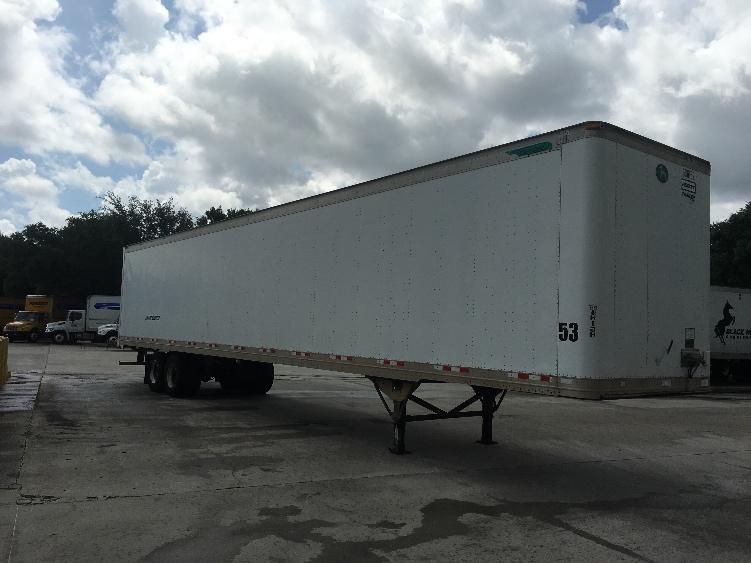 Dry Van Trailer-Semi Trailers-Great Dane-2006-Trailer-TAMPA-FL-820,893 miles-$11,000