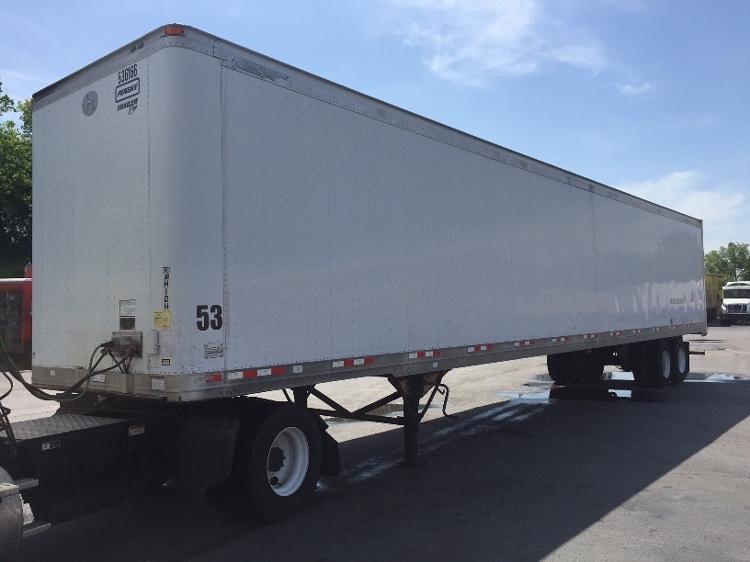 Dry Van Trailer-Semi Trailers-Great Dane-2006-Trailer-TULSA-OK-81,926 miles-$14,250