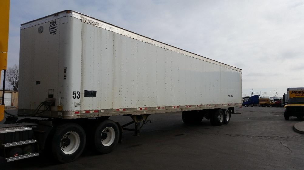 Dry Van Trailer-Semi Trailers-Great Dane-2006-Trailer-LENEXA-KS-120,605 miles-$14,250