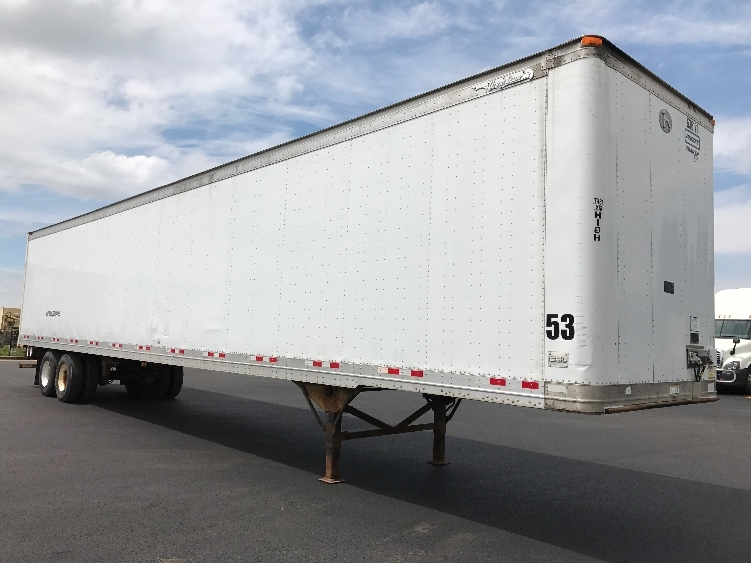Dry Van Trailer-Semi Trailers-Great Dane-2006-Trailer-ROCHESTER-NY-111,536 miles-$13,750