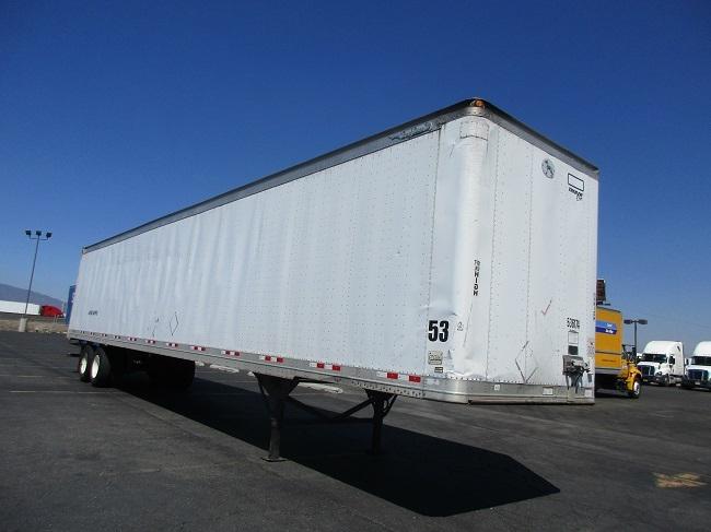 Dry Van Trailer-Semi Trailers-Great Dane-2006-Trailer-FONTANA-CA-353,560 miles-$12,500
