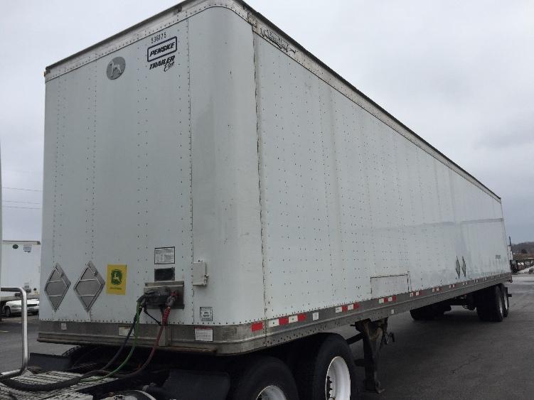 Dry Van Trailer-Semi Trailers-Great Dane-2006-Trailer-DAVENPORT-IA-195,737 miles-$13,000