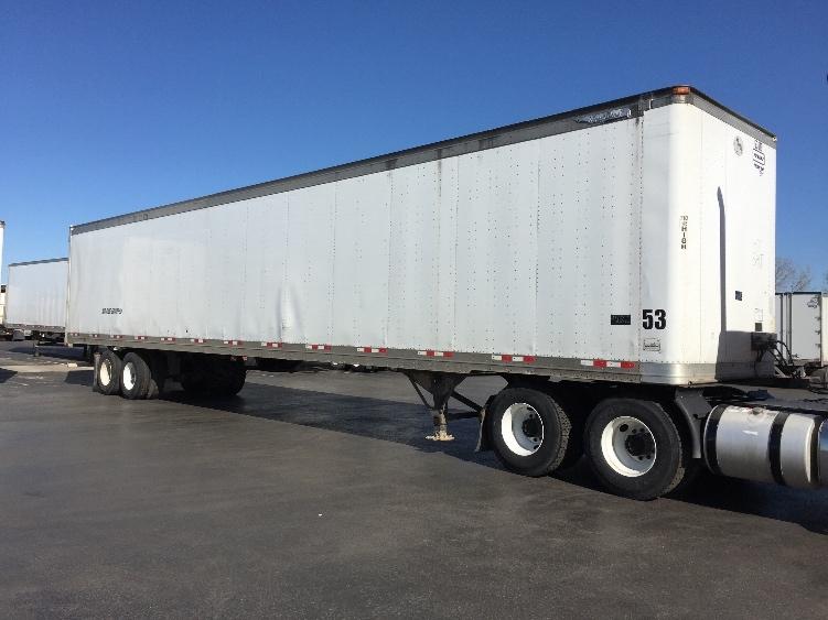 Dry Van Trailer-Semi Trailers-Great Dane-2006-Trailer-PORTLAND-OR-202,057 miles-$12,250