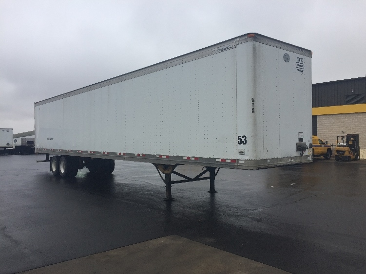 Dry Van Trailer-Semi Trailers-Great Dane-2006-Trailer-SPRINGFIELD-MO-181,099 miles-$14,250
