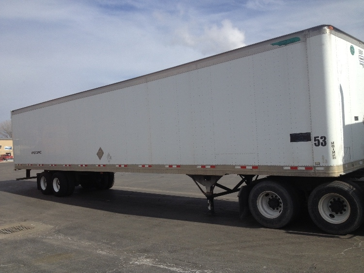 Dry Van Trailer-Semi Trailers-Great Dane-2006-Trailer-MILWAUKEE-WI-309,006 miles-$10,750