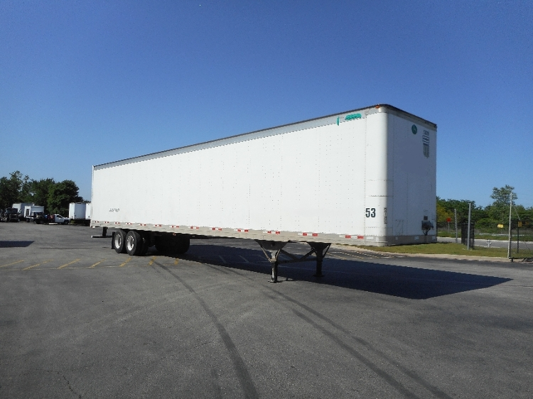 Dry Van Trailer-Semi Trailers-Great Dane-2006-Trailer-AUSTIN-TX-452,651 miles-$11,500