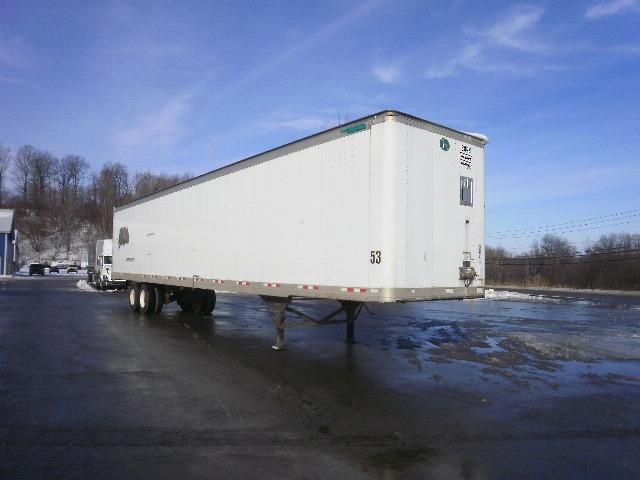 Dry Van Trailer-Semi Trailers-Great Dane-2006-Trailer-WHITESBORO-NY-320,053 miles-$13,750