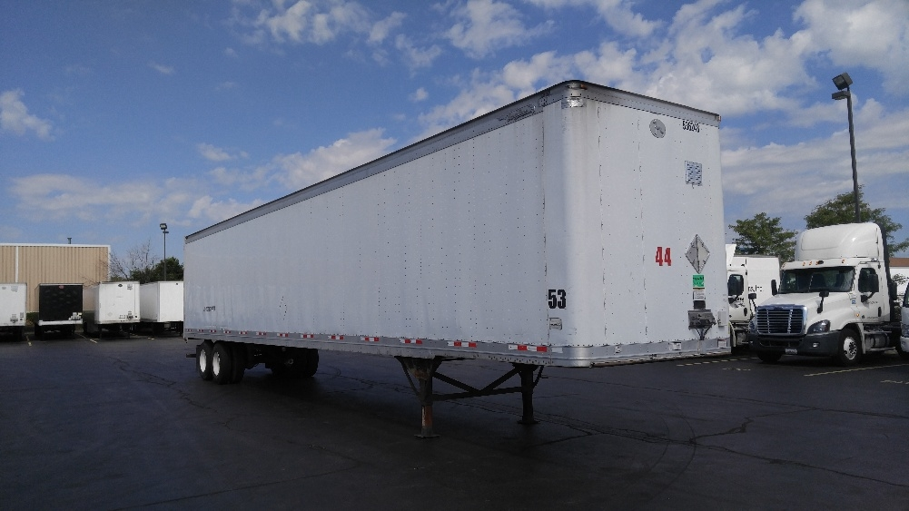 Dry Van Trailer-Semi Trailers-Great Dane-2006-Trailer-PEWAUKEE-WI-366,557 miles-$10,750