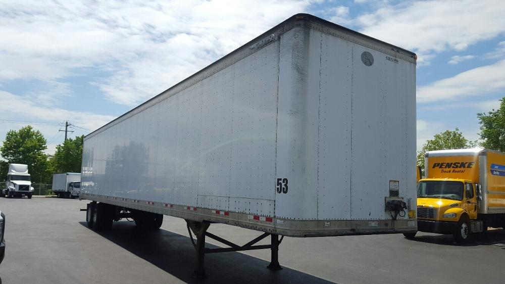 Dry Van Trailer-Semi Trailers-Great Dane-2006-Trailer-NEW CASTLE-DE-251,122 miles-$13,250