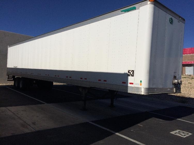 Dry Van Trailer-Semi Trailers-Great Dane-2007-Trailer-FORT WAYNE-IN-328,619 miles-$10,250