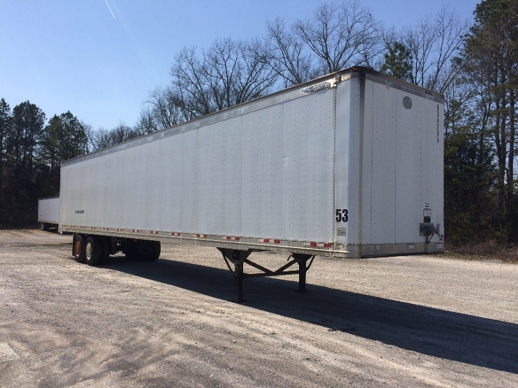 Dry Van Trailer-Semi Trailers-Great Dane-2006-Trailer-CLEVELAND-TN-54,395 miles-$12,000