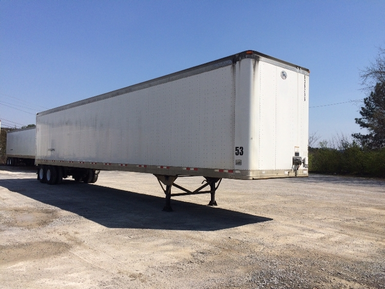 Dry Van Trailer-Semi Trailers-Great Dane-2006-Trailer-CLEVELAND-TN-32,195 miles-$12,000