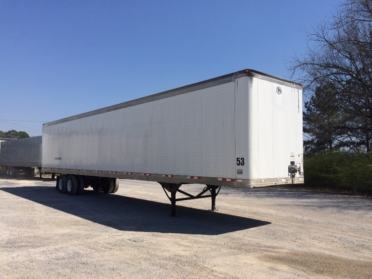 Dry Van Trailer-Semi Trailers-Great Dane-2006-Trailer-CLEVELAND-TN-27,840 miles-$12,000