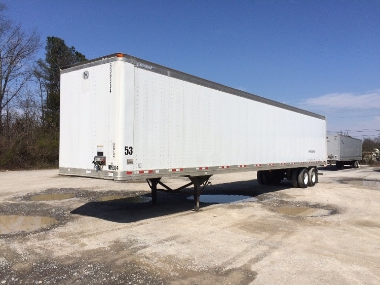 Dry Van Trailer-Semi Trailers-Great Dane-2006-Trailer-CLEVELAND-TN-17,148 miles-$12,000