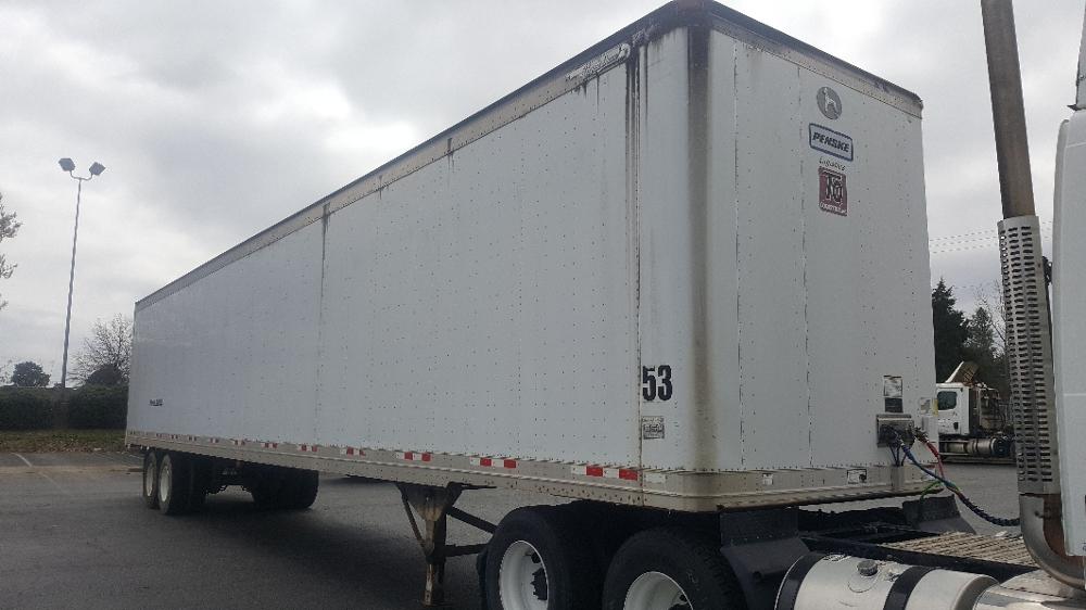 Dry Van Trailer-Semi Trailers-Great Dane-2006-Trailer-CHARLOTTE-NC-302,368 miles-$13,000