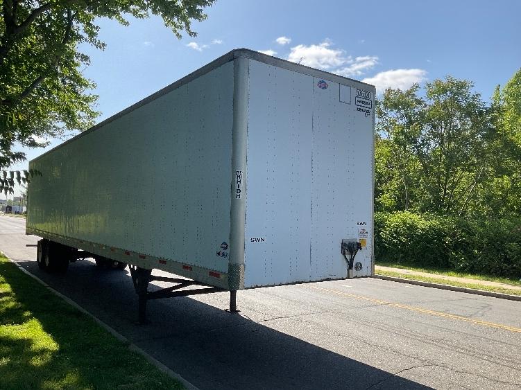 Dry Van Trailer-Semi Trailers-Utility-2007-Trailer-NORTON-MA-351,132 miles-$7,250