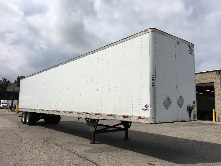 Dry Van Trailer-Semi Trailers-Utility-2007-Trailer-PEWAUKEE-WI-292,605 miles-$13,000
