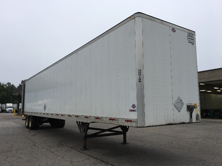 Dry Van Trailer-Semi Trailers-Utility-2007-Trailer-PEWAUKEE-WI-266,241 miles-$13,000