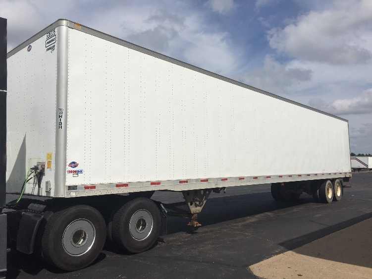 Dry Van Trailer-Semi Trailers-Utility-2007-Trailer-ROTHSCHILD-WI-27,929 miles-$13,750