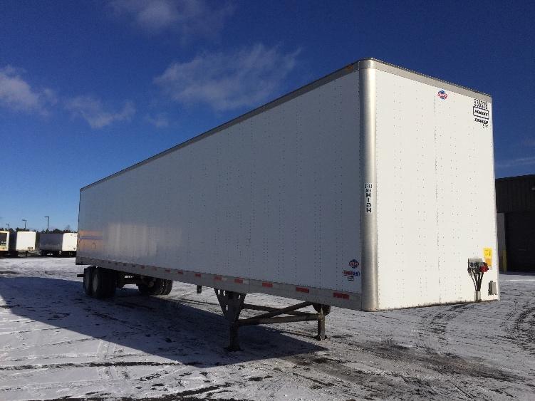 Dry Van Trailer-Semi Trailers-Utility-2007-Trailer-EAST PEORIA-IL-109,109 miles-$11,500