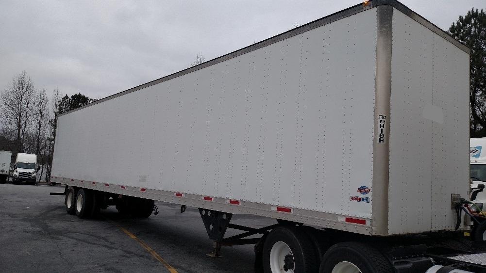 Dry Van Trailer-Semi Trailers-Utility-2007-Trailer-CONYERS-GA-475,920 miles-$11,000