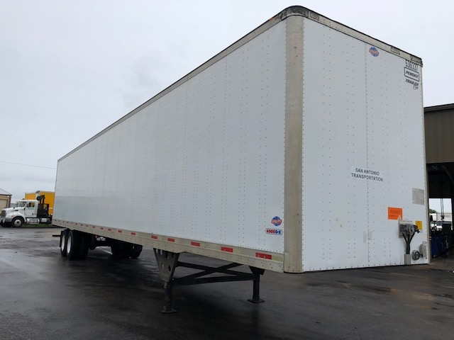 Dry Van Trailer-Semi Trailers-Utility-2007-Trailer-HARLINGEN-TX-265,700 miles-$13,000