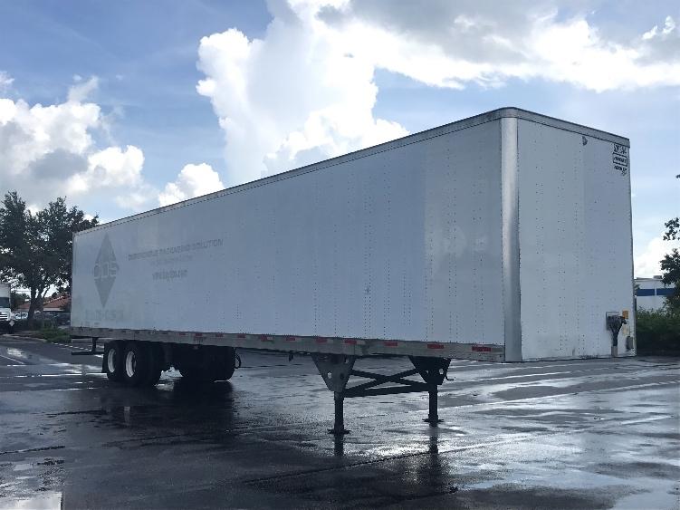 Dry Van Trailer-Semi Trailers-Utility-2007-Trailer-TAMPA-FL-954,944 miles-$11,000