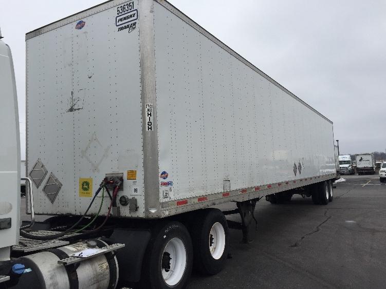 Dry Van Trailer-Semi Trailers-Utility-2007-Trailer-DAVENPORT-IA-205,086 miles-$13,000