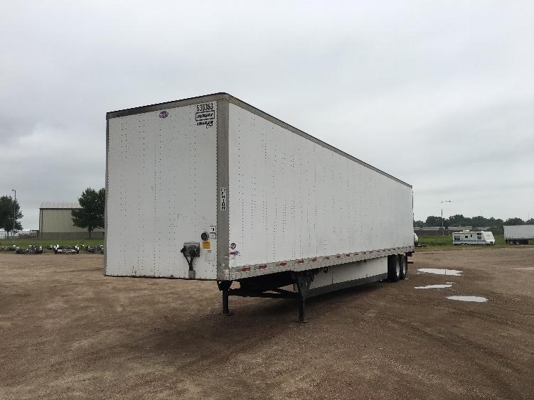 Dry Van Trailer-Semi Trailers-Utility-2007-Trailer-OMAHA-NE-317,379 miles-$13,000
