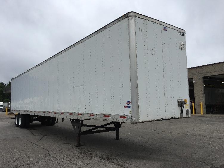 Dry Van Trailer-Semi Trailers-Utility-2007-Trailer-PEWAUKEE-WI-829,620 miles-$11,750