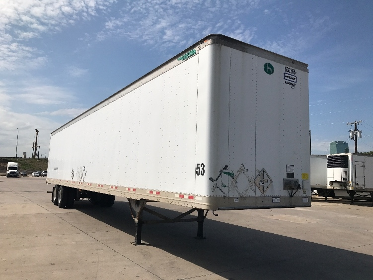 Dry Van Trailer-Semi Trailers-Great Dane-2007-Trailer-HOUSTON-TX-259,983 miles-$14,250