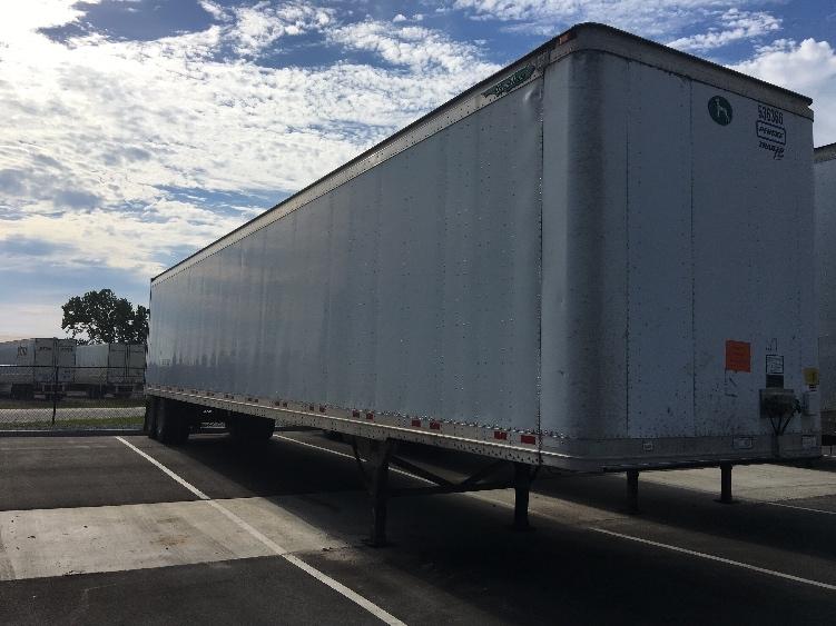 Dry Van Trailer-Semi Trailers-Great Dane-2007-Trailer-PENSACOLA-FL-287,436 miles-$14,250