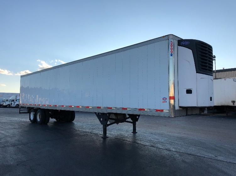 Reefer Trailer-Semi Trailers-Utility-2011-Trailer-ELK GROVE VILLAGE-IL-242,520 miles-$28,000