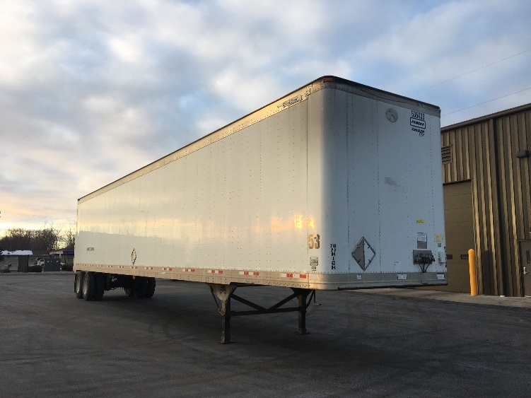 Dry Van Trailer-Semi Trailers-Great Dane-2006-Trailer-NEENAH-WI-185,917 miles-$10,750