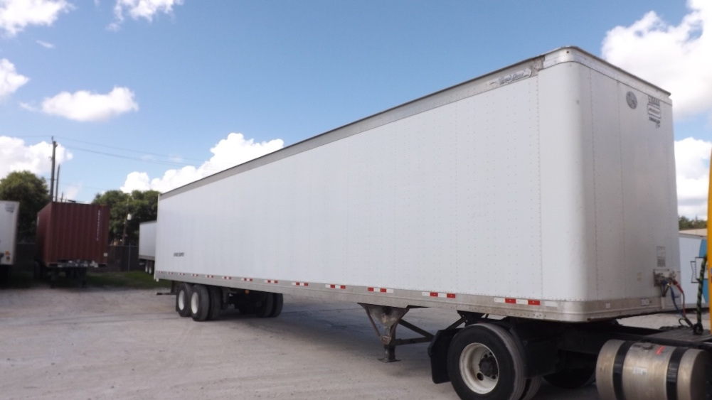 Dry Van Trailer-Semi Trailers-Great Dane-2006-Trailer-HOUSTON-TX-302,555 miles-$13,000