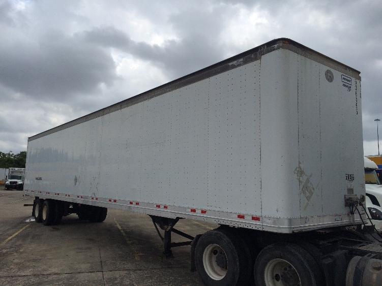 Dry Van Trailer-Semi Trailers-Great Dane-2006-Trailer-HOUSTON-TX-269,203 miles-$12,000