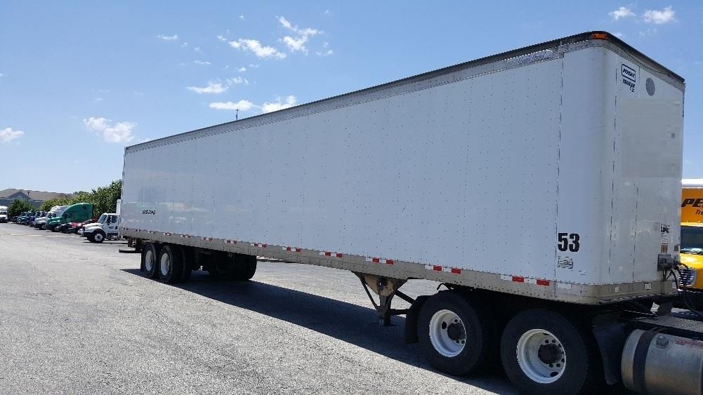 Dry Van Trailer-Semi Trailers-Great Dane-2006-Trailer-OBETZ-OH-318,956 miles-$10,750