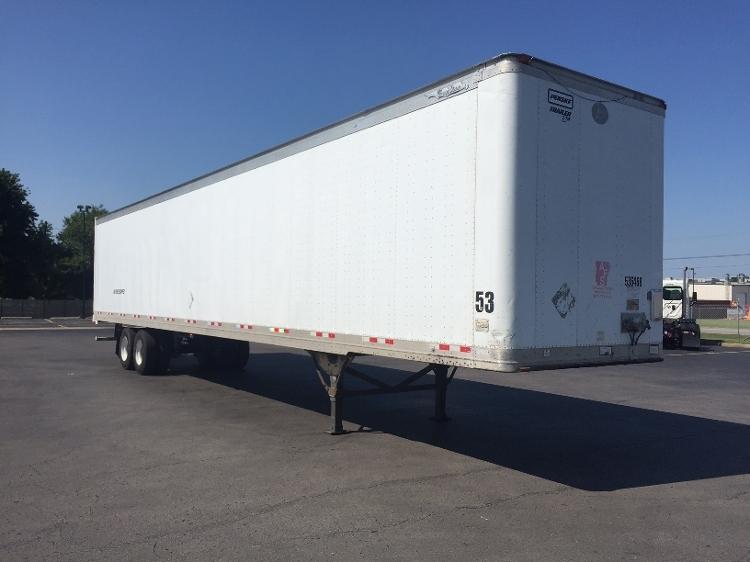Dry Van Trailer-Semi Trailers-Great Dane-2006-Trailer-TULSA-OK-255,923 miles-$16,000