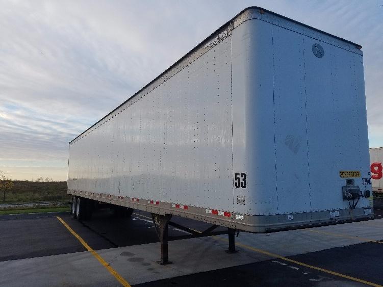 Dry Van Trailer-Semi Trailers-Great Dane-2006-Trailer-SHEBOYGAN-WI-317,322 miles-$6,250