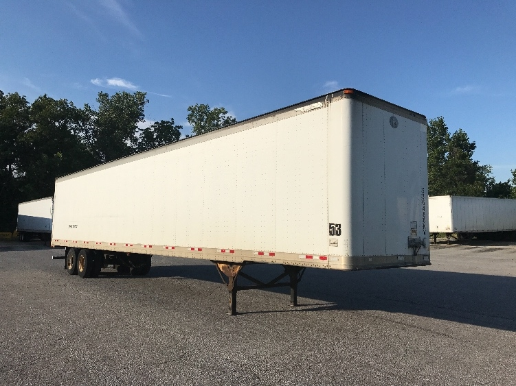 Dry Van Trailer-Semi Trailers-Great Dane-2006-Trailer-MEMPHIS-TN-460,930 miles-$13,000