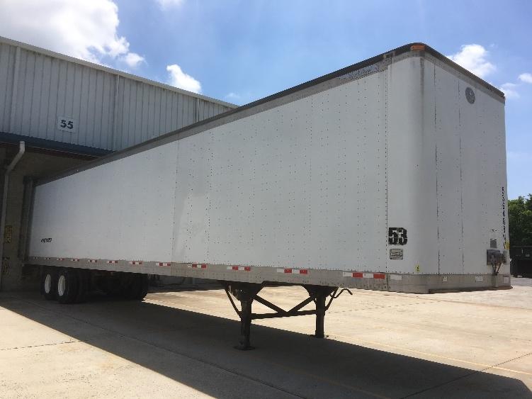 Dry Van Trailer-Semi Trailers-Great Dane-2006-Trailer-FREDERICKSBURG-VA-355,872 miles-$13,000